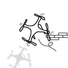 Drone+ logo