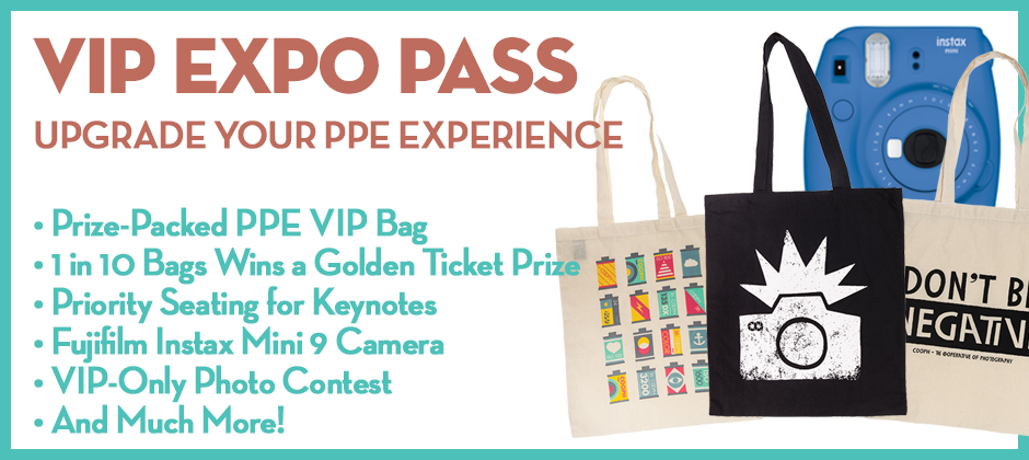 PPE VIP Expo Pass